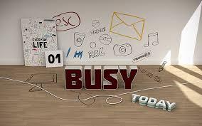 『最近仕事で忙しいんです。』 現在進行中の言い訳表現