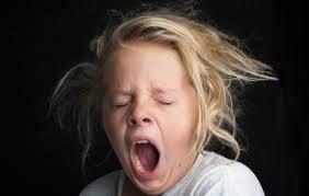 『寝不足なんです。』はsleep が欠乏?