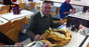 『朝ごはんをたくさん食べました』確かにデカいアメリカンブレックファスト!