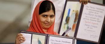 マララさんのノーベル平和賞受賞スピーチ全文を英語で読もう